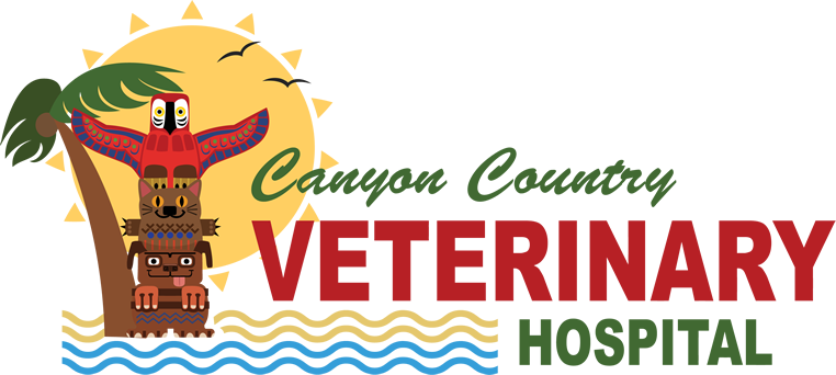 Canyon Country Veterinary Hospital logo